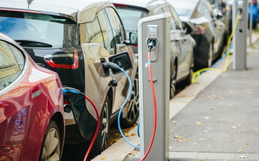 Switching to electric vehicles would save consumers, governments and businesses $19 billion each year, according to a new report by Advanced Energy Economy. (Adobe Stock)
