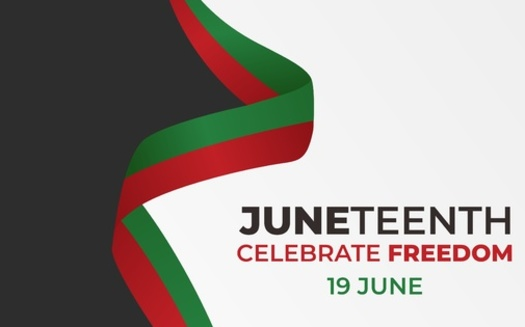 Long celebrated by African Americans, Juneteenth often is viewed as an overlooked moment in U.S. history. But it's now a recognized holiday in North Dakota, and the 12th federal holiday. (Adobe Stock)