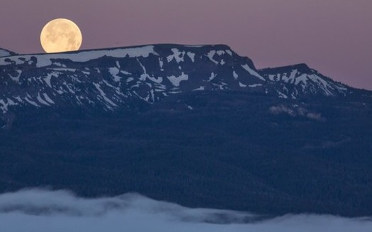 The Bureau of Land Management is responsible for managing 8 million acres of land in Montana. (Bob Wick/BLM)
