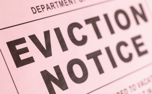 At least 11 states have introduced legislation guaranteeing the right to counsel for tenants in eviction cases. (pixelrobot/Adobe Stock)