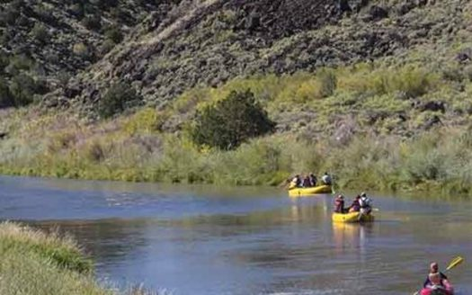 While the Gila is the longest river in the state, New Mexico also offers recreational opportunities on the San Juan, Pecos, Rio Grande and Canadian Rivers. (americanrivers.org)