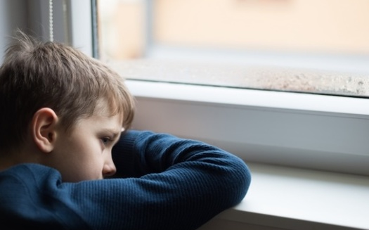 Approximately 23% of Maine kids lived in households with a high housing cost burden in 2019, compared with 33% in 2010. (Daniel Jedzura/Adobe Stock)
