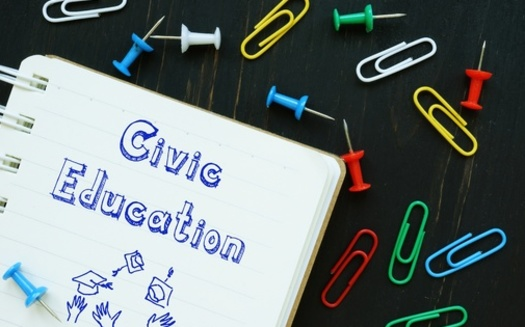 A new report gives Idaho a 'D' for its civics education standards. (Yurii Kibalnik/Adobe Stock)