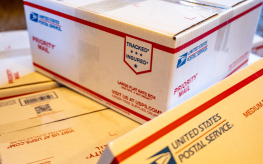 A GAO report found in 2020, U.S. Postal Service package-delivery business generated $11 billion, but it wasn't enough to put the agency in the black. (Lost In the Midwest/Adobe Stock)