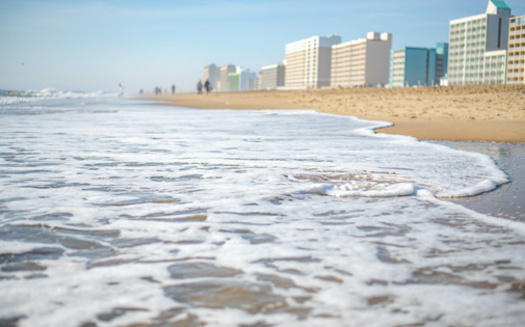 It's estimated that sea levels could rise another 18 inches by mid-century in Virginia. (Sarah/Adobe Stock)