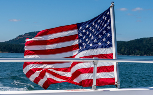 A Homeland Security bulletin is warning of groups exploiting states' easing of COVID-19 restrictions going into the July 4th weekend. (knelson20/Adobe Stock)
