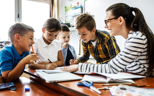 The number of Maryland fourth graders who were not proficient in reading increased to 65% in 2019, according to a new report. (Adobe stock)