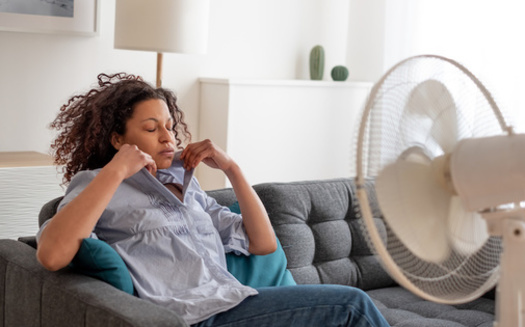 July 2020 was the hottest recorded month in Boston, and climate planners predict it's a record that could be broken often in the future. (Paolese/Adobe Stock)
