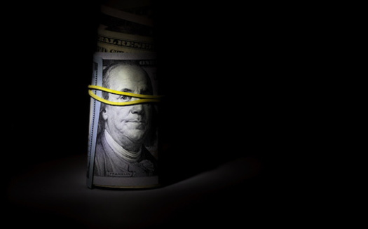 """The 2020 election cycle saw more than $1 billion in """"dark money"""" spending at the federal level, according to opensecrets.org. (Adobe Stock)"""