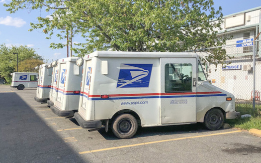 Utah relies on the U.S. Postal Service for many reasons, including voting, as is one of the states that sent ballots to all registered voters pre-COVID. (Evgenia Parajnian/Adobe Stock)
