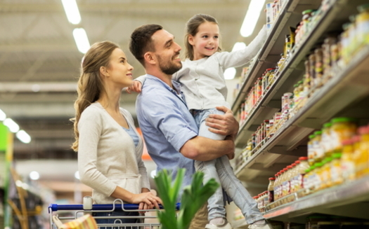 The expanded Child Tax Credit gives families $250 to $300 every month per child and can be used for anything the family needs, such as groceries, rent or utilities. (Adobe stock)