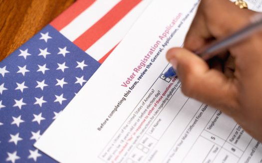 More than 400 laws have been introduced this year that would restrict voting rights across the country. (Lakshmiprasad/Adobe Stock)