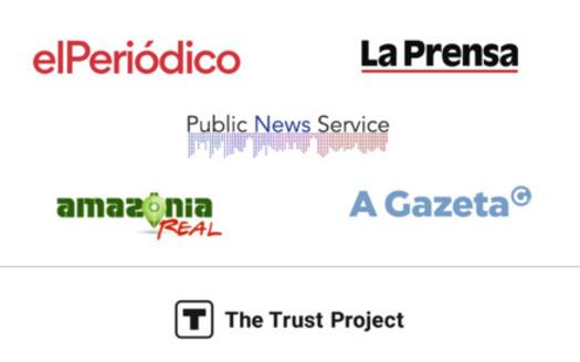 Public News Service se suma al Trust Project, junto con medios de noticias en países como Panamá, España y Brasil. (Trust Project)