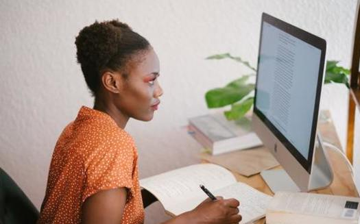 According to the U.S. Census, on average, Black women were paid 63% of what non-Hispanic white men were paid in 2019. (Pexels)