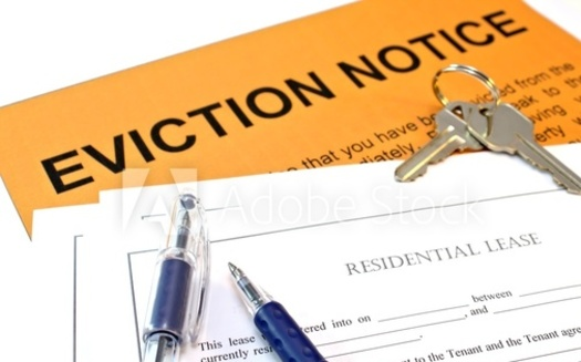 A new study estimates for every dollar invested in universal access to eviction counsel in Pennsylvania, there is an estimated cost savings of $3 to $6. (Adobe Stock)