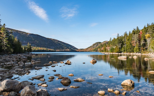 Acadia National Park's maintenance center is being revamped through the Great American Outdoors Act. (Jake/Adobe Stock)