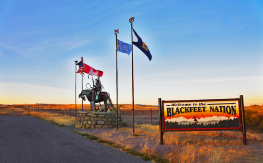The Blackfeet Reservation is one of seven tribal reservations in Montana. (Kushnirov Avraham/Adobe Stock)
