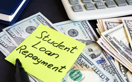 In early July, the Biden administration canceled nearly $56 million in student-loan debt, mostly connected to institutions engaging in misconduct, including promising jobs or falsely claiming credits would transfer to universities.(Adobe Stock)