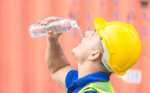 According to the American Heart Association, one in five cardiac arrests occurs in public, such as on a job site. (Adobe Stock)