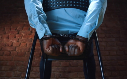 About 41% of youths in juvenile facilities are Black, according to a new report, despite being only 15% of the youth population in America. (Adobe stock)