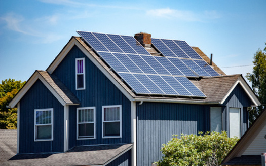 With federal support, Colorado could increase its solar housing stock by more than 440,000, according to the 30 Million Solar Homes report. (Adobe Stock)
