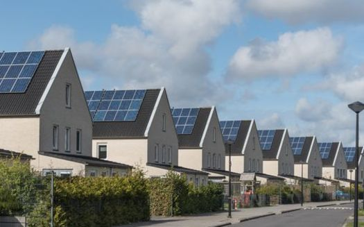 A new report finds programs like the Low-Income Home Energy Assistance Program and the Weatherization Assistance Program could eventually transform energy-bill assistance into self-reliance through investments in local solar energy. (Adobe Stock)