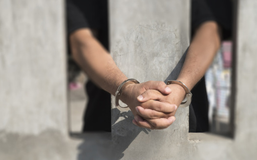 A new report says Black youths are more likely to be in custody than their white peers in every state but one: Hawaii. (Adobe Stock)
