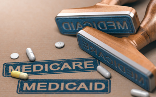The White House says its plan to allow Medicare to negotiate drug prices could yield over a half- trillion dollars in federal savings over 10 years. (Olivier Le Moal/Adobe Stock)