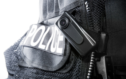 Seven states mandate that police officers wear body cameras. (Adobe Stock)