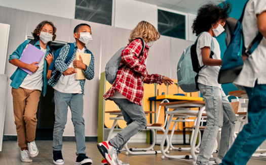 Gov. Tom Wolf's administration does not plan to reinstate a face-mask mandate for public schools in Pennsylvania, leaving it up to school districts' discretion. (Adobe Stock)