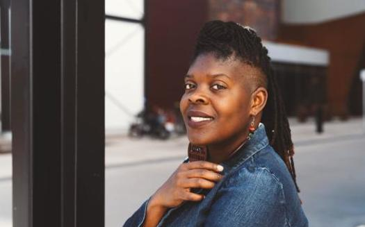 Ayolanda Evans Mack of the group Protect Minnesota is at the helm of a new documentary about what it would take to rid a community of gun violence. (Black Light Media)