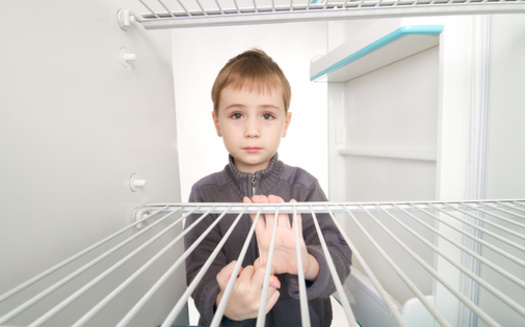 About 13 million children may experience food insecurity in 2021, according to Feeding America. (Renee Jansoa/Adobe Stock)