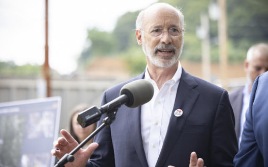 The Pennsylvania Department of Health reported more than 2,000 confirmed cases of COVID-19 on Thursday, August 12. (Gov. Tom Wolf/Flickr)