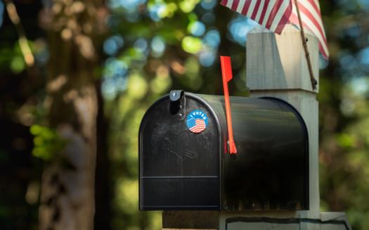 Montana allows voters to track their ballots online. (The Toidi/Adobe Stock)