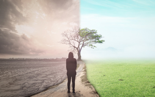 Advocates say failures by policymakers to address climate change are a breach of their obligation to protect the human rights of all people. (Adobe Stock)
