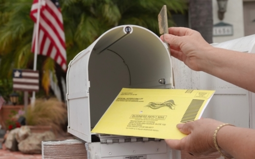Two bills approved by the Arizona Legislature would drop certain people from the list to receive early ballots and make it more difficult to resolve a mismatched signature on a mail-in ballot. (Simone/Adobe Stock)
