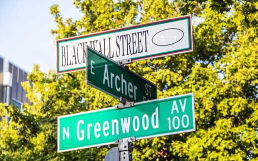 This year, May 31 was the 100th anniversary of the Tulsa Race Massacre, when a white mob killed an estimated 300 Black residents of the Greenwood District in Tulsa, Okla. (Susan Vineyard/Adobe Stock)