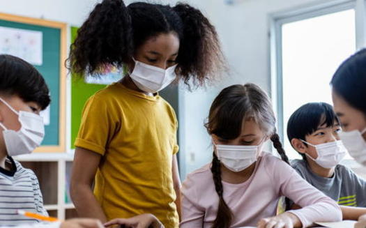 During the pandemic, more than 20% of U.S. parents with children ages 5-12 reported their children experienced worsened mental or emotional health, according to a Kaiser Family Foundation report. (Adobe Stock)<br />