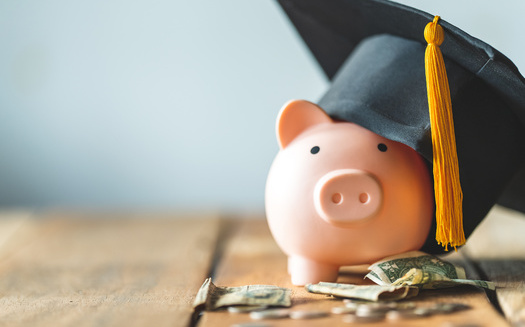 A new report finds that very low-income households make up 18% of all student loan borrowers but are only 6% of participants in the income-dependent repayment plan. (mnirat/Adobe Stock)