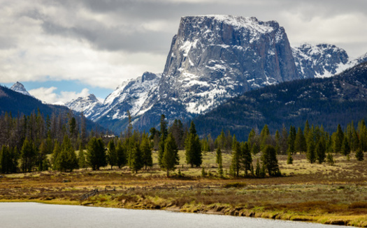 The Bridger-Teton National Forest is home to 1.3 million acres of wilderness and thousands of miles of free-flowing rivers. (Adobe Stock)