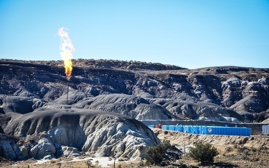 New Mexico has been a major producer of oil and natural gas since hydrocarbons were first discovered in the state during the early 1920s. (San Juan Citizens Alliance)