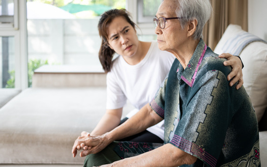 AARP surveys have shown that, nationwide, three in four people would prefer to age at home. (Satjawat/Adobe Stock)