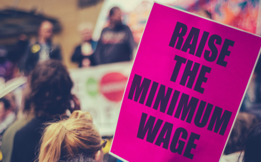 Since 2013, Pennsylvania's neighboring states New York, Maryland and New Jersey have all enacted legislation that puts them on a pathway to $15 minimum wages. (Adobe Stock)