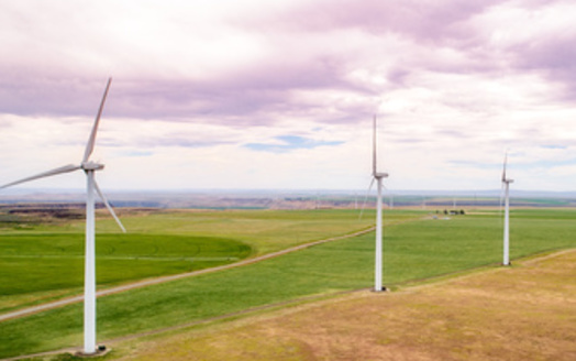 About 14% of Idaho's electricity was generated from wind in 2019, according to the U.S. Energy Information Administration. (knowlesgallery/Adobe Stock)
