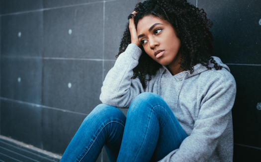 The American Psychological Association reports 81% of Gen Z teens (ages 13-17) have experienced more intense stress during the COVID-19 pandemic.(Adobe Stock)
