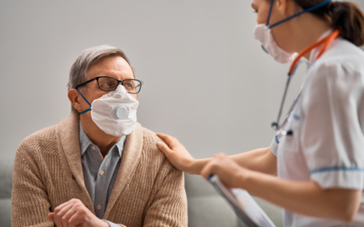 During the pandemic, Community Health Centers in the U.S. reached 70,000 more elderly patients and a higher proportion of rural patients than they had before. (Adobe Stock)