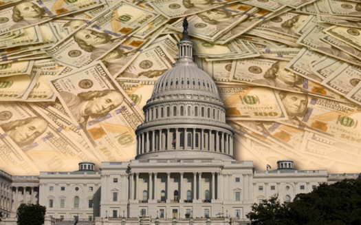 A letter encourages Congress to raise taxes on wealthy people, including an additional tax on people with net assets of more than $50 million. (W.Scott McGill/Adobe Stock)