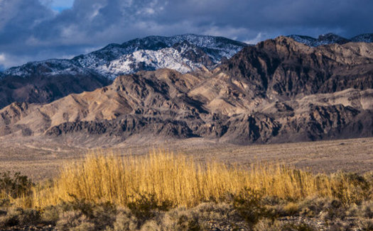 More than 80% of Nevada is public land owned by the federal government, which is charged with managing it for the public's benefit. (Kurt Kuznicki)