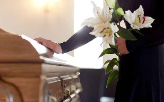 A FEMA program will reimburse families for funeral expenses of multiple COVID victims, up to a limit of $35,500 per applicant. (Syda Productions/Adobestock)