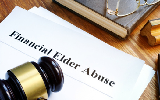 According to the World Health Organization, about one in six people age 60 years and older experienced some form of abuse in community settings during the past year. (Adobe Stock)